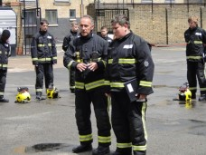 July 20, 2007 - Cavendish School sends first of many students to London Fire Brigades LIFEskills course