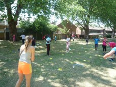 July 03, 2015 - Race For Life & Skipping Challenge