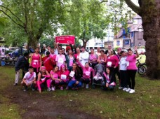 July 11, 2014 - Race for Life 2014