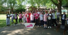 July 05, 2013 - Race for Life event in aid of Cancer Research