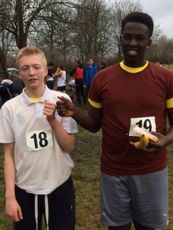 LONDON SCHOOLS CROSS COUNTRY CHAMPIONSHIPS