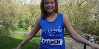 Support Our Marathon Runner