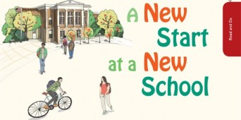 School starts for new students